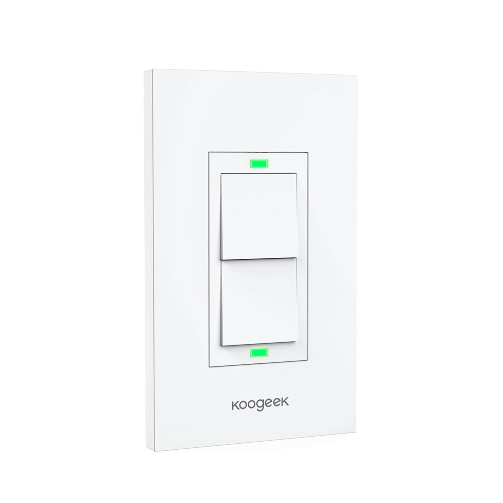 Koogeek Light Switch (2-Gang)